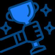 Icon of an award