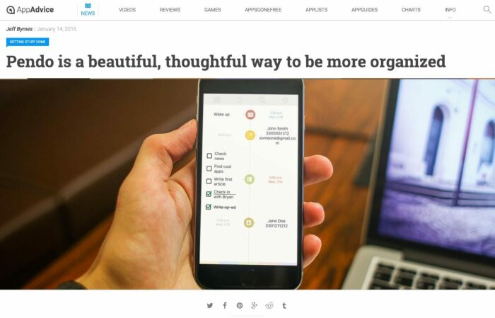 get featured on mobile review sites