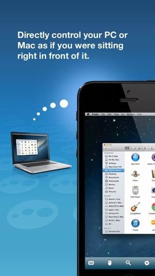 LogMeIn mobile app builder