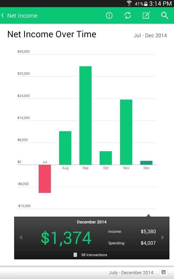 Mint mobile app builder
