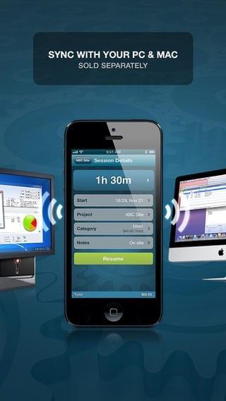 OfficeTime mobile app builder