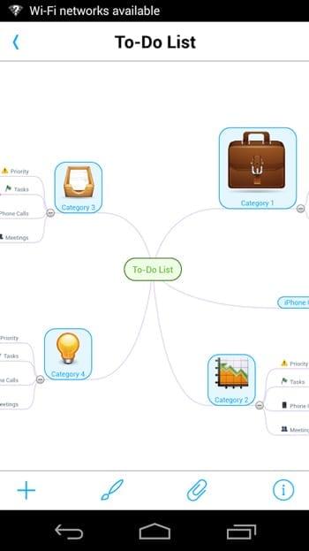 mindmeister mobile app builder