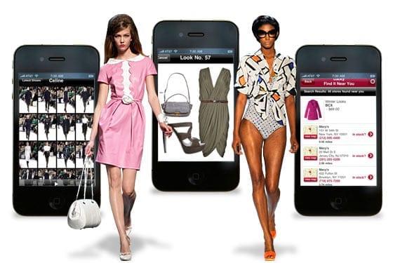 fashion retailers mobile app builder