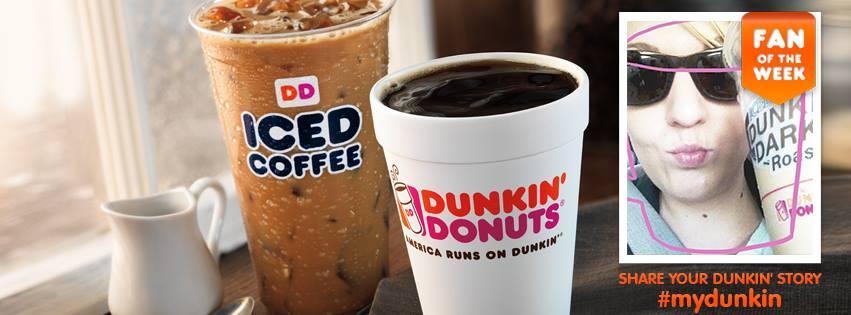 Credit: Dunkin Donuts mobile app builder