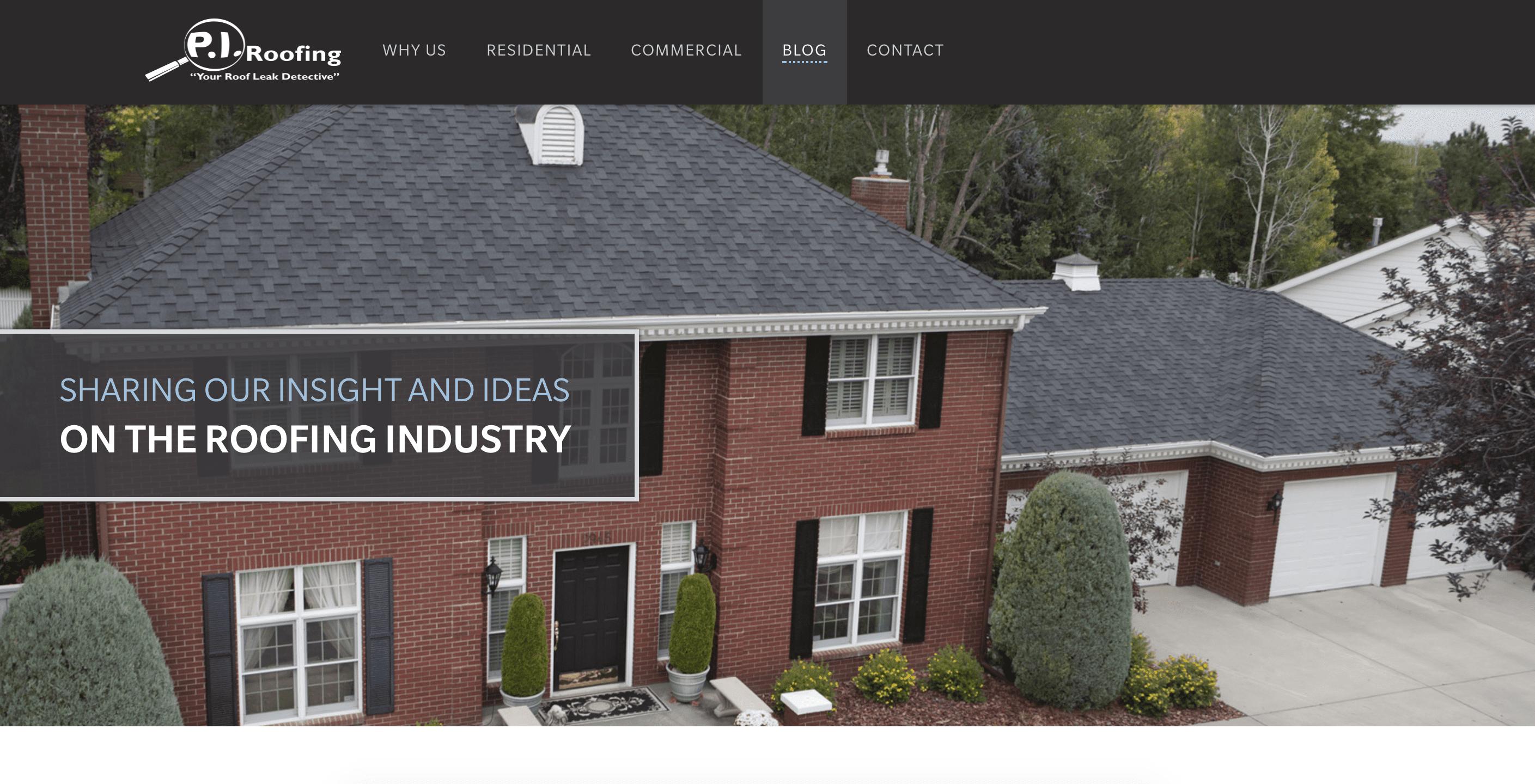 pi-roofing mobile app builder