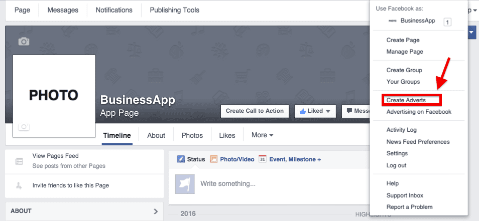 how to promote apps on facebook