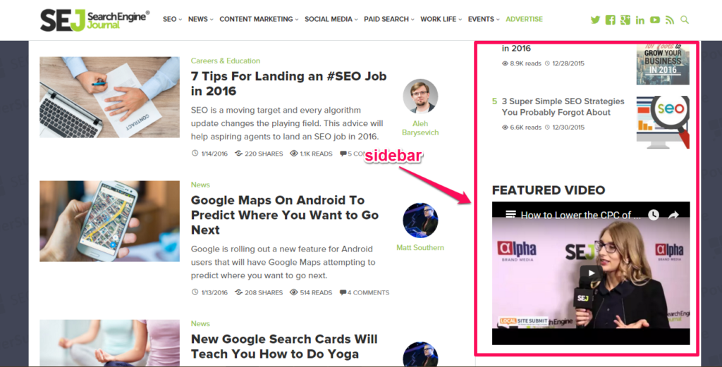 search engine journal mobile app builder