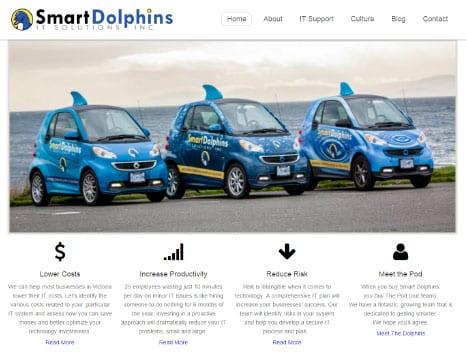 smartdolphins mobile app builder