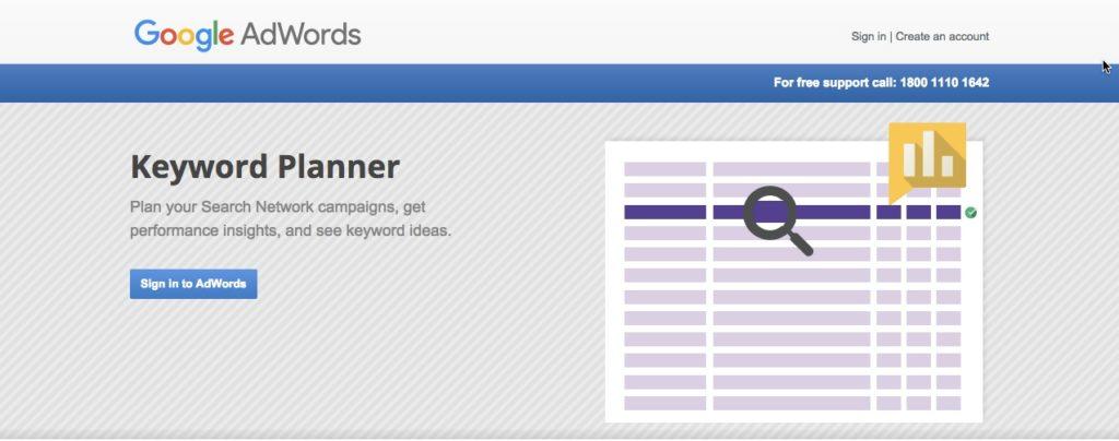 google adwords create account mobile app builder
