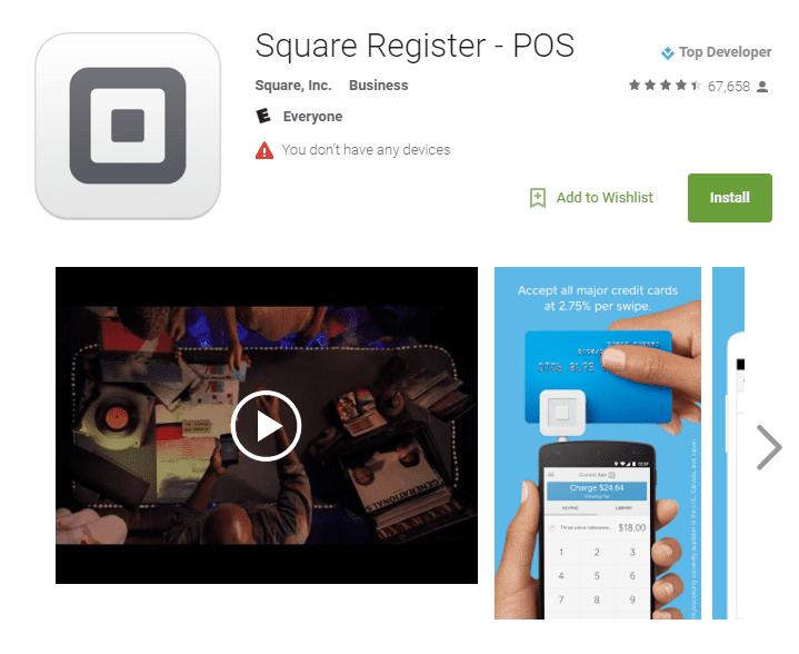 image6 mobile app builder