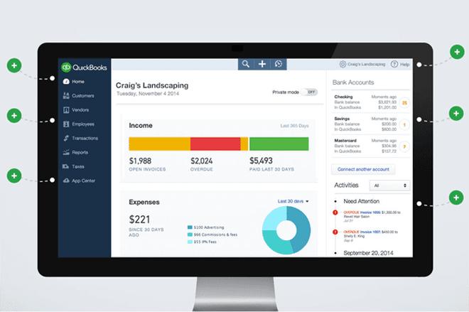 quickbooks-online mobile app builder