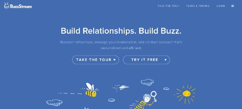 buzzstream mobile app builder