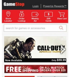 gamestop-static-mobile-navigation-267x300 mobile app builder