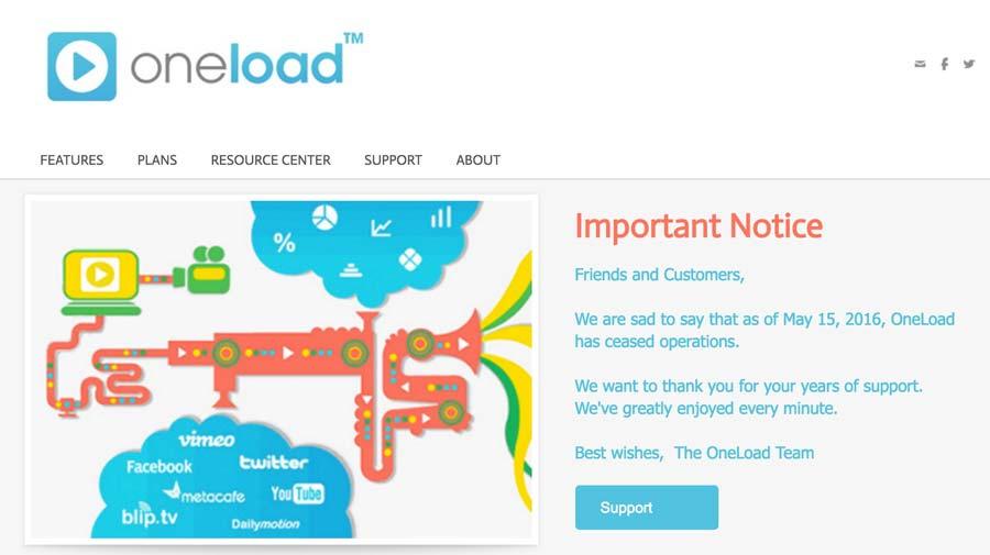 oneload mobile app builder