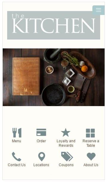 Screenshot mobile app builder