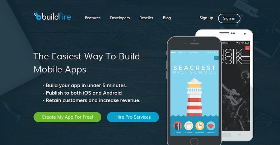 image33 mobile app builder