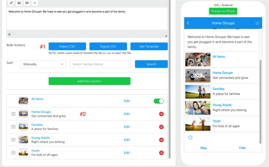 21 mobile app builder