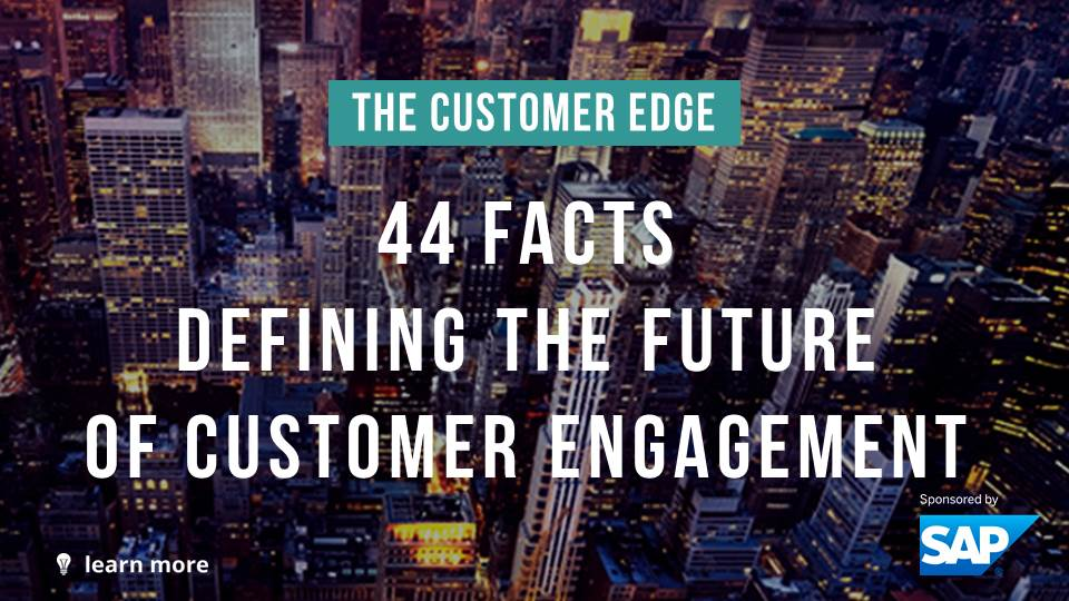 44 Facts customer engagement 2