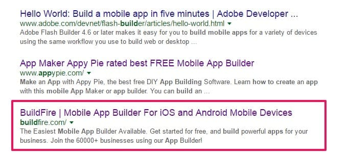 image38 mobile app builder