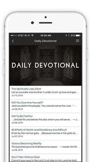Church-Devotionals