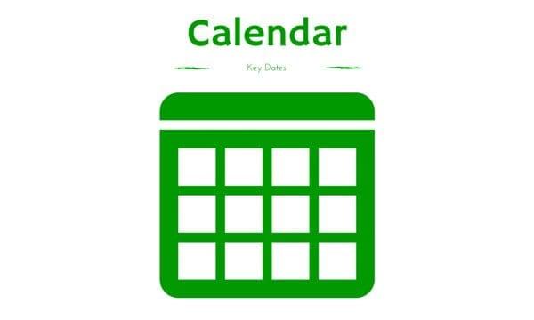 develop a communication calendar