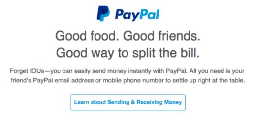 paypal mobile app builder