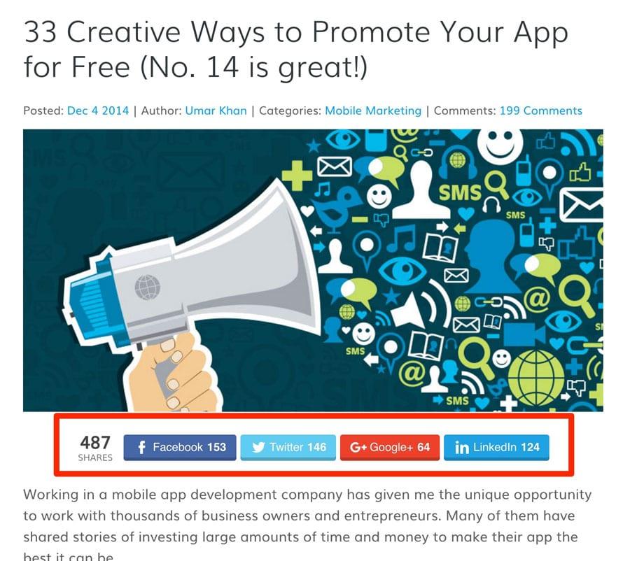 social-1 mobile app builder