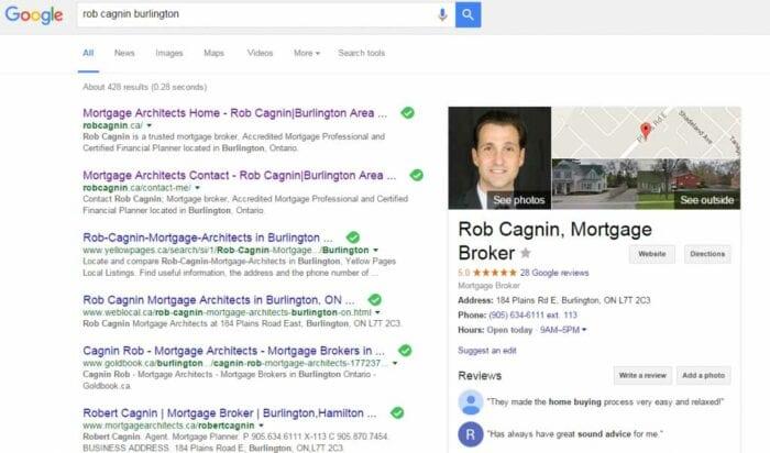 Google Plus Profiles