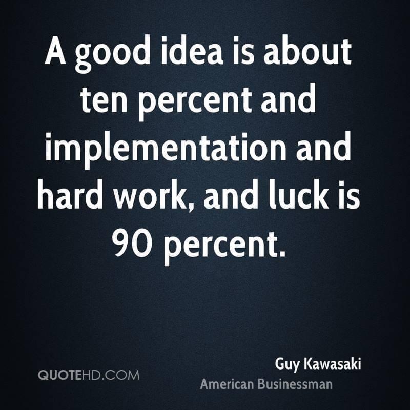 Define your implementation methodology