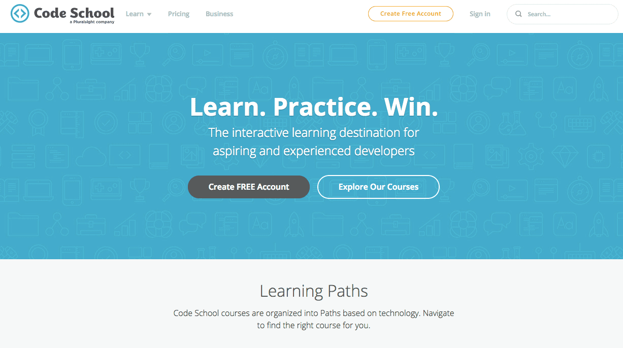 Learn to Code Online with Code School