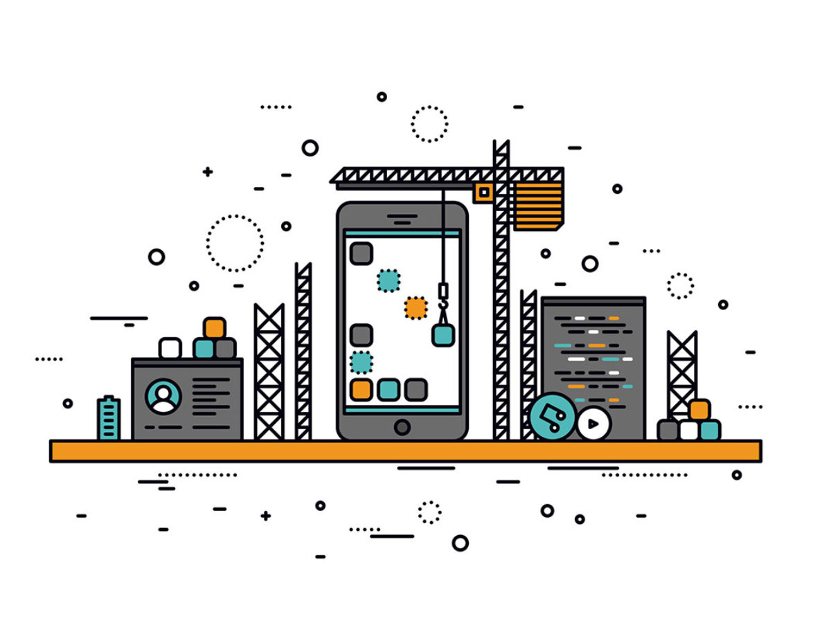 Mobile Application Image