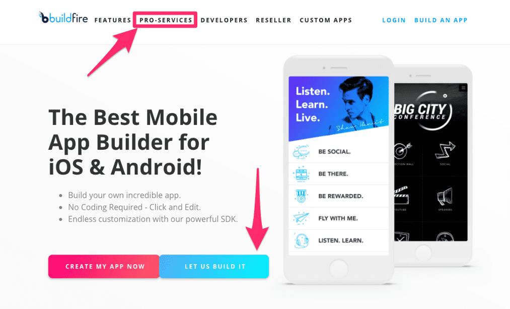 BuildFire Pro Services