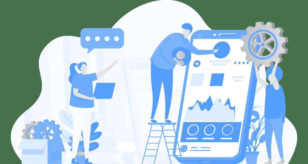 build your app mvp