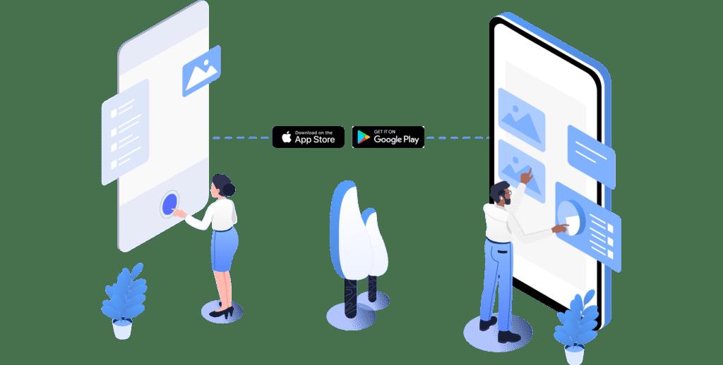 Google & iOS app