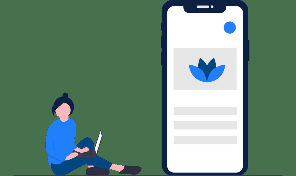 making an app with hybrid app development