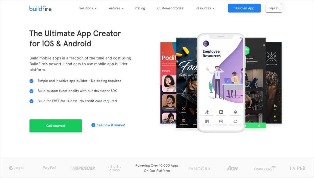Buildfire - App Builder